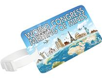 Atlas Luggage Tag