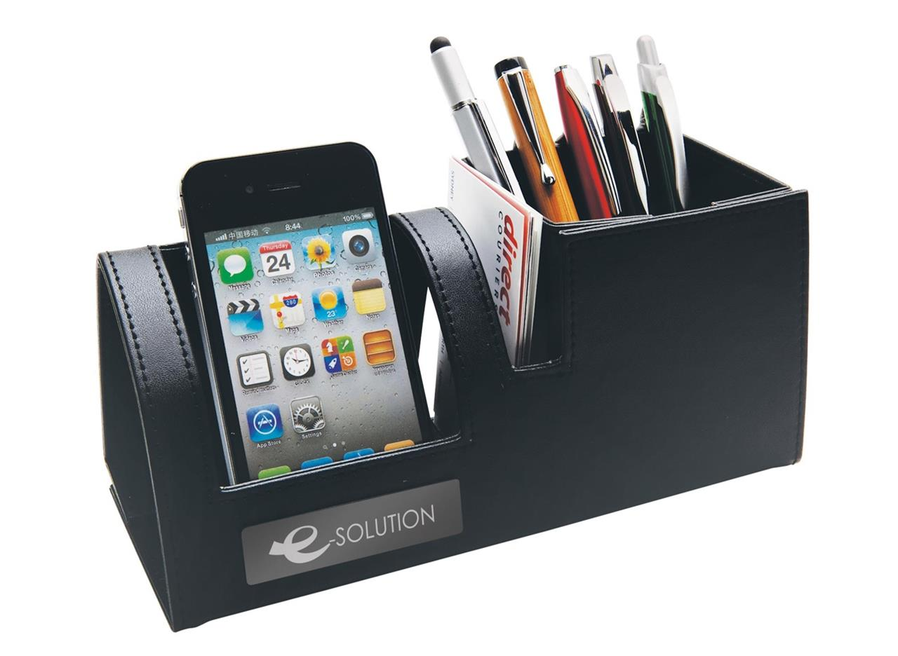 promotional unique desk business caddy giveaways creative york promo promotion items custom phone ltd trade collection cards