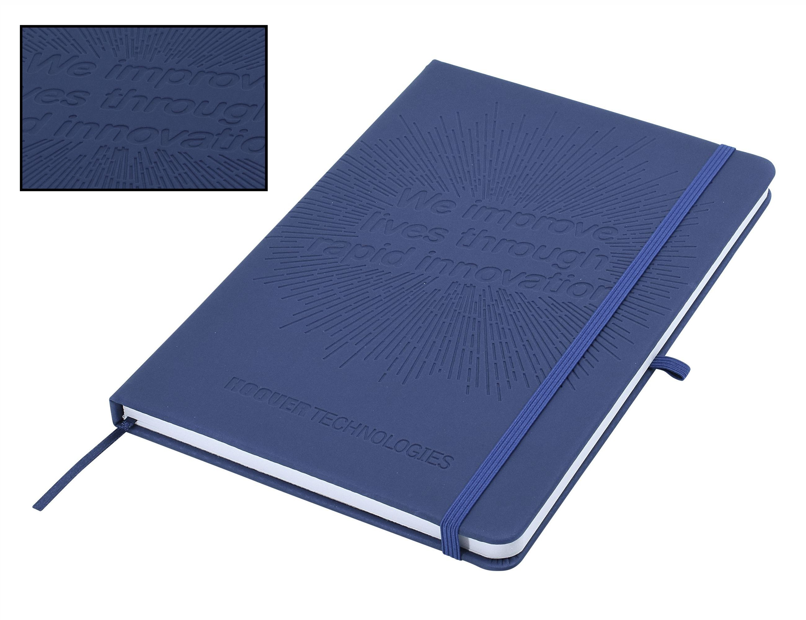 Designa Deboss Carnival Notebook A5 Air