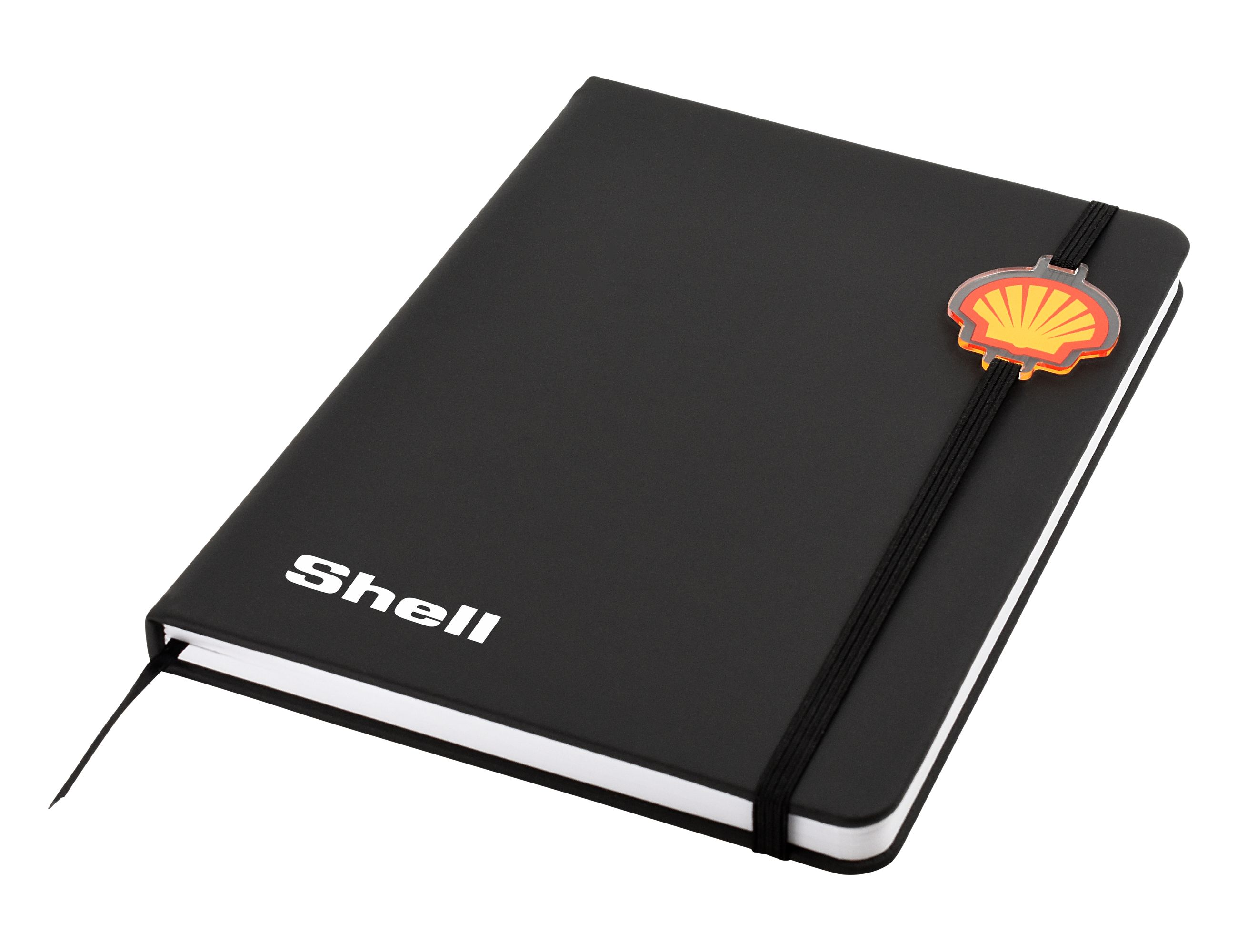 Logo Tag for Notebook
