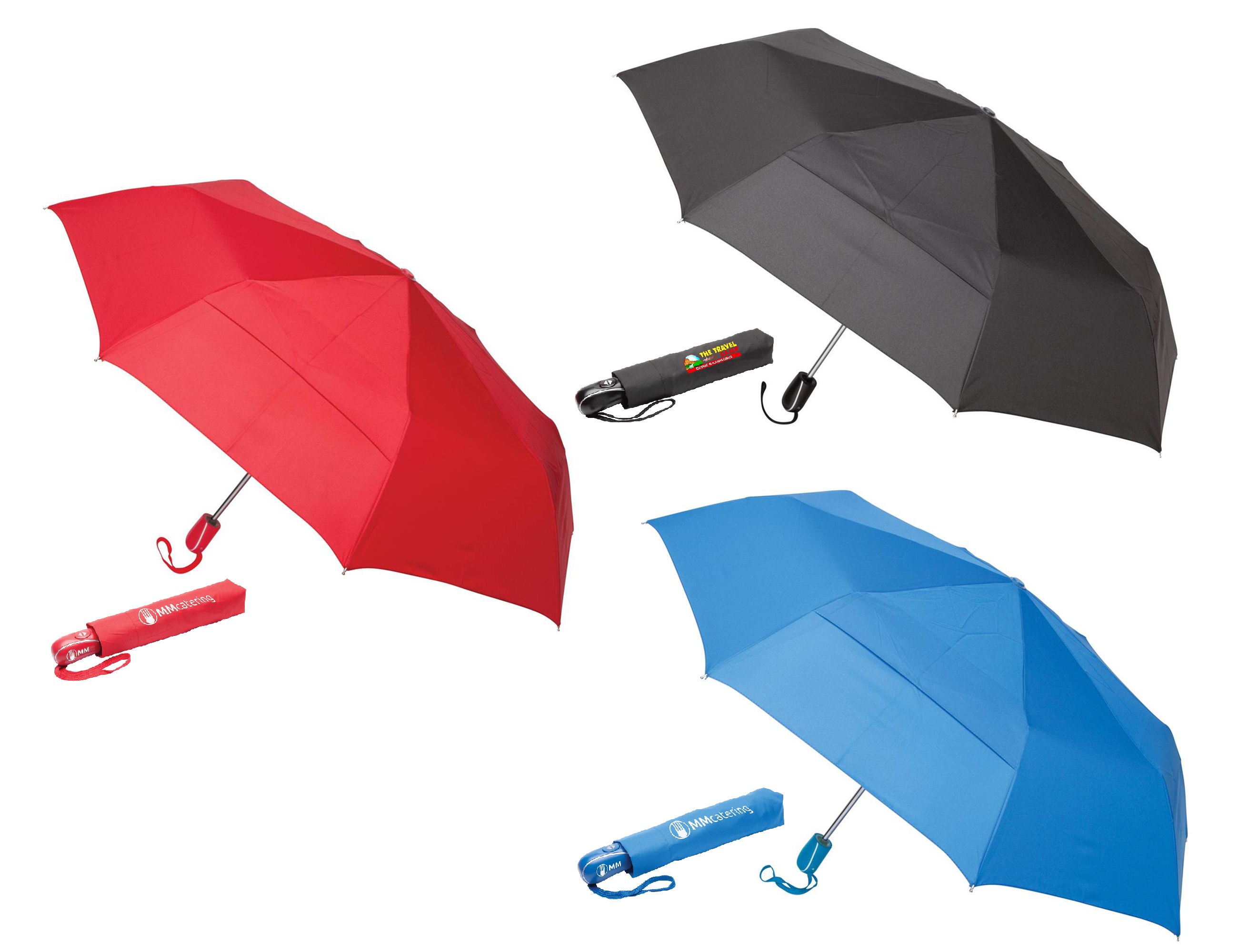 Genie Auto Open/Close Umbrella